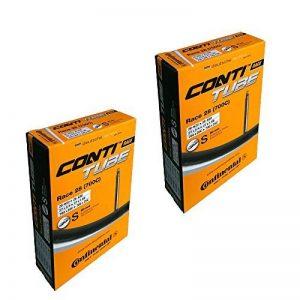2x Tube intérieur pour vélo Continental Race 287002025Valve 80mm cycle de la marque image 0 produit
