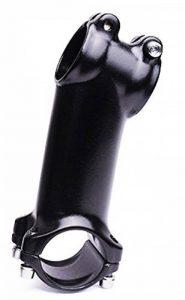 'Aluminium Potence 11/8, 17° Noir 90mm de long, ø31,8mm Potence de vélo Stem neuf de la marque image 0 produit