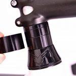 """BBB B LightSpace BHP-36 Set d'entretoises de direction Noir 1-1/8"""" de la marque image 2 produit"""