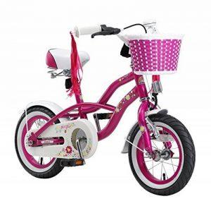 BIKESTAR Vélo enfant pour garcons et filles de 3 - 4 ans ★ Bicyclette enfant 12 pouces cruiser avec freins ★ de la marque image 0 produit