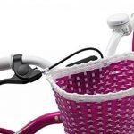 BIKESTAR Vélo enfant pour garcons et filles de 3 - 4 ans ★ Bicyclette enfant 12 pouces cruiser avec freins ★ de la marque image 6 produit