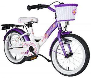 BIKESTAR Vélo enfant pour garcons et filles de 4 - 5 ans ★ Bicyclette enfant 16 pouces classique avec freins ★ de la marque image 0 produit