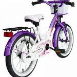 BIKESTAR Vélo enfant pour garcons et filles de 4 - 5 ans ★ Bicyclette enfant 16 pouces classique avec freins ★ de la marque image 1 produit