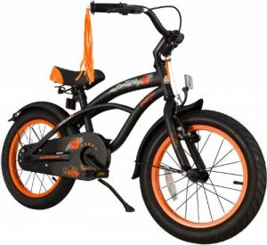 BIKESTAR Vélo enfant pour garcons et filles de 4 - 5 ans ★ Bicyclette enfant 16 pouces cruiser avec freins ★ de la marque image 0 produit