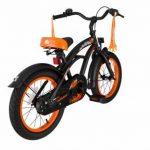 BIKESTAR Vélo enfant pour garcons et filles de 4 - 5 ans ★ Bicyclette enfant 16 pouces cruiser avec freins ★ de la marque image 3 produit