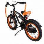 BIKESTAR Vélo enfant pour garcons et filles de 4 - 5 ans ★ Bicyclette enfant 16 pouces cruiser avec freins ★ de la marque image 4 produit