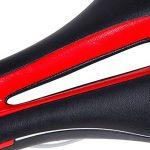 BoodTag Selle VTT Selle de Vélo Cyclisme Siège Ultra-souple Gel Silicone Confortable Coussin de Siège de la marque image 3 produit