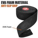 BV EVA ruban de cintre adhésifs pour vélo route,guidoline ruban pour guidon, 2 rouleaux par set de la marque image 1 produit