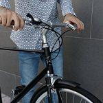 """FabricBike Classic- Vélo de Ville, 28"""", Retro Hommes Acier Shimano 6 Vitesses de la marque image 6 produit"""