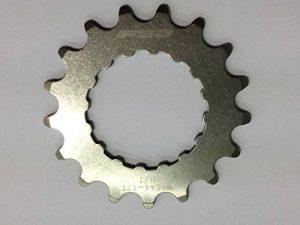 FSA Couronne 17T engrenage ebike bOSCH WA644acier inoxydable Silver (Pignoni et lockring e-bike)/Sprocket 17T bOSCH ebike Chainring WA644Stainless Steel Silver (e-bike Sprocket and lockring) de la marque image 0 produit