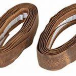 """Gusti Cuir studio """"Fausto C."""" guidolines en cuir y compris les lièges pour le guidon ruban pour le guidon protège guidon en cuir pour vélo bicyclette de course ruban en cuir véritbale naturel marron clair marron 2A80-20-5 de la marque image 5 produit"""