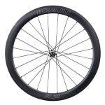 ICAN 700C Roues de Roue de Vélo de Route de Carbone 50mm Cincher Tubeless Prêt 1470g de la marque image 3 produit