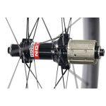 ICAN 700C Roues de Roue de Vélo de Route de Carbone 50mm Cincher Tubeless Prêt 1470g de la marque image 5 produit