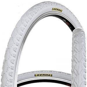 Kenda Khan K935Pneu pour vélo à pignon fixe et une seule vitesse - Pour vélo de route et de ville - 700x38C de la marque image 0 produit