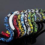 kingou Camouflage Eva pour vélo de route Guidoline Bar Wraps–2pièces par lot de la marque image 2 produit