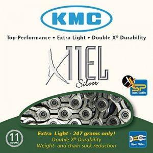 KMC Schaltungskette X-11-EL 11-fach gold de la marque image 0 produit