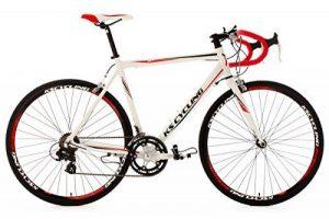 "KS Cycling Euphoria Vélo de course Blanc 28"" de la marque image 0 produit"