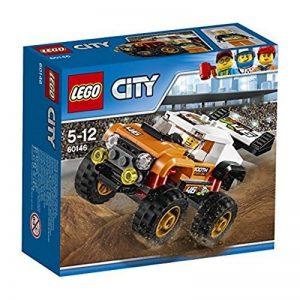 LEGO - 60146 - City - Jeu de construction - Le 4x4 de Compétition de la marque image 0 produit