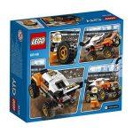 LEGO - 60146 - City - Jeu de construction - Le 4x4 de Compétition de la marque image 1 produit