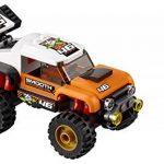 LEGO - 60146 - City - Jeu de construction - Le 4x4 de Compétition de la marque image 2 produit
