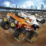LEGO - 60146 - City - Jeu de construction - Le 4x4 de Compétition de la marque image 3 produit