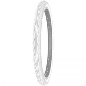 Michelin City J, Pneu Vélo Junior, Tringle Rigide, Blanc, 12 x 1/2 x 1.75 x 2 1/4 de la marque image 0 produit