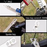 MOHOO Jeu de douilles pour vélo, Bicycle Repair Tool, Bicycle Repair Tool de la marque image 5 produit