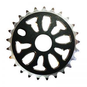 Neuf haute qualité Vélo BMX CNC en alliage Manivelle Plateau de pédalier dents: 25Noir de la marque image 0 produit