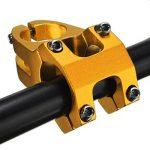 OUTERDO 31.8mm Potence Handlebar potence velo Potence En Alliage aluminium Bike vélo VTT VTT de la marque image 6 produit