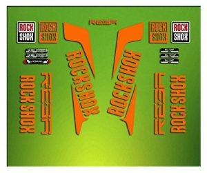"Pegatinas HORQUILLA ROCK SHOX REBA 2016 ELX20 STICKERS AUFKLEBER AUTOCOLLANT ADESIVI BICICLETA CYCLE MTB BIKE 26"" Y 27.5"" de la marque image 0 produit"
