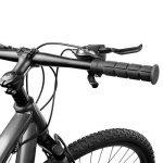 Poignées de guidon de vélo de LYCAON, caoutchouc souple de TPR (126mm), poignée de bicyclette pour Scooter Cruiser Vélo urbain Tricycle Trike chaise de roue Montagne vélo de route VTT BMX Bicyclette p de la marque image 6 produit