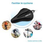 Poweradd Coussin d'assise de VTT housse siège de vélo montagne avec conception creux respirable la plus confortable pour le cyclisme de la marque image 5 produit