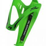 Raceone.it - KIT Race Duo X3 Rubberized (2 PCS): Porte-bidon de Vélo X3 + Bidon de Vélo XR1 Support Porte Bouteille. Bidon de Ciclisme VTT/ Vélo de Route / MTB / Gravel Bike Coleur: Vert / Noir 100% MADE IN ITALY de la marque image 1 produit