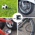 RING Mini compresseur d'air portable 12v gonfleur pneu de la marque image 3 produit