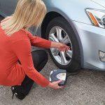 RING Mini compresseur d'air portable 12v gonfleur pneu de la marque image 4 produit