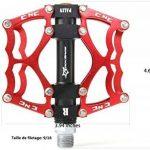 """RockBros Vélo Pédales 9/16 """"VTT BMX DH Plateforme Pédales Cyclisme Pédales de la marque image 2 produit"""