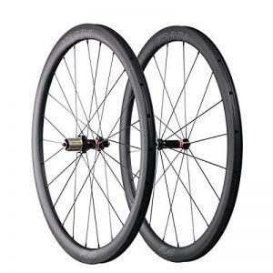 roue vélo route carbone pneus TOP 11 image 0 produit