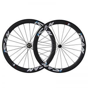 roue vélo route carbone pneus TOP 4 image 0 produit