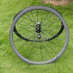 roue vélo route carbone pneus TOP 6 image 4 produit
