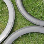 roue vélo route carbone pneus TOP 7 image 4 produit