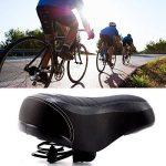 Selle confort Velo avec rembourrage gel Coussin sport cyclisme de la marque image 2 produit