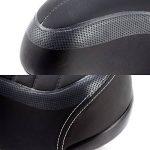 Selle confort Velo avec rembourrage gel Coussin sport cyclisme de la marque image 3 produit