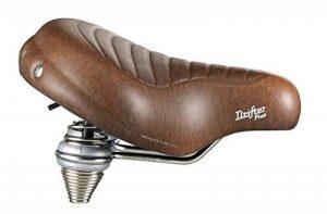 Selle Royal - 511UDTC78129 - SATTEL Drifter Plus - Mixte adulte - Marron - Taille: L de la marque image 0 produit