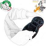 sellotto-ii-h14Casa–Selle vélo d'entraînement vélo d'appartement–Selle vélo anti Prostate la prostate ergonomique anatomique orthopédique de la marque image 3 produit