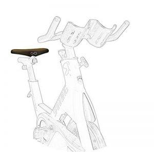 sellotto-iii-h12musculation–Selle vélo d'entraînement Spinning Bike–Selle vélo anti Prostate la prostate ergonomique anatomique orthopédique–Fabriqué en Italie de la marque image 0 produit