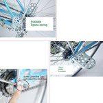 Shayson Siège arrière matelassé de vélo avec dossier pour enfant de la marque image 5 produit