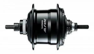 Shimano Alfine SG-S700 - Moyeu - 11 vitesses disque noir Modèle 32 Trous 2016 moyeu shimano de la marque image 0 produit