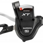 Shimano Deore XT SL-M780 Trigger - Commande de vitesse - 10 vitesses, côté droit noir 2018 levier gauche vitesse de la marque image 1 produit