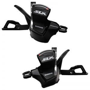 Shimano Paire de leviers de vitesses slx sl-m7000 2/3x11vitesses Rapidfire Plus (leviers pour VTT et City) de la marque image 0 produit