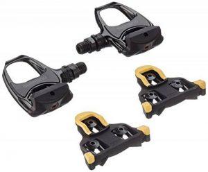 Shimano PD-R540 Pédale de vélo de course avec cales SPD-SL Noir de la marque image 0 produit